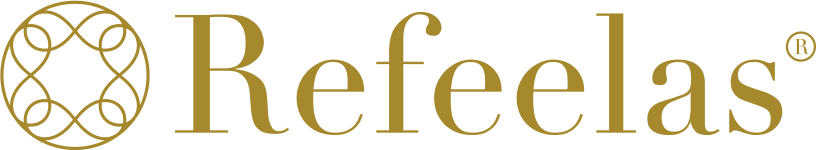 Refeelas ロゴ